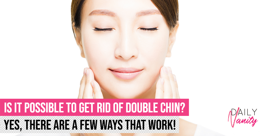 how to lose your double chin fat