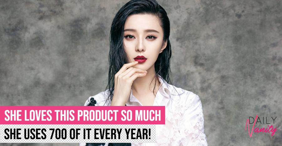 Fan Bing Bing Beauty Product Mask