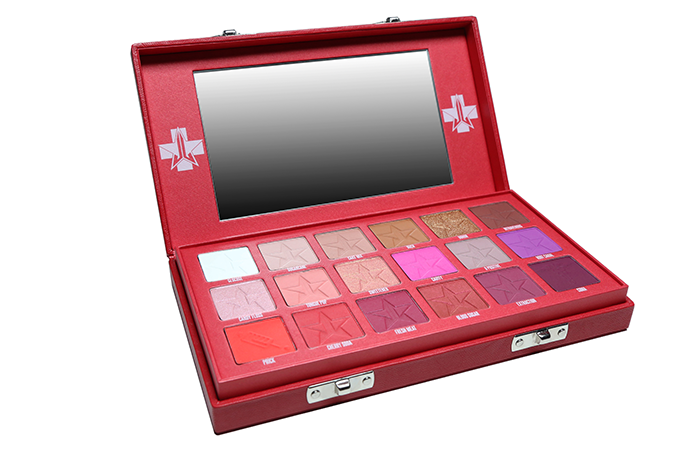 Jeffree Star Bloodsugar Palette Singapore