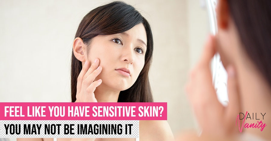Sensitive Skin Syndrome Featured
