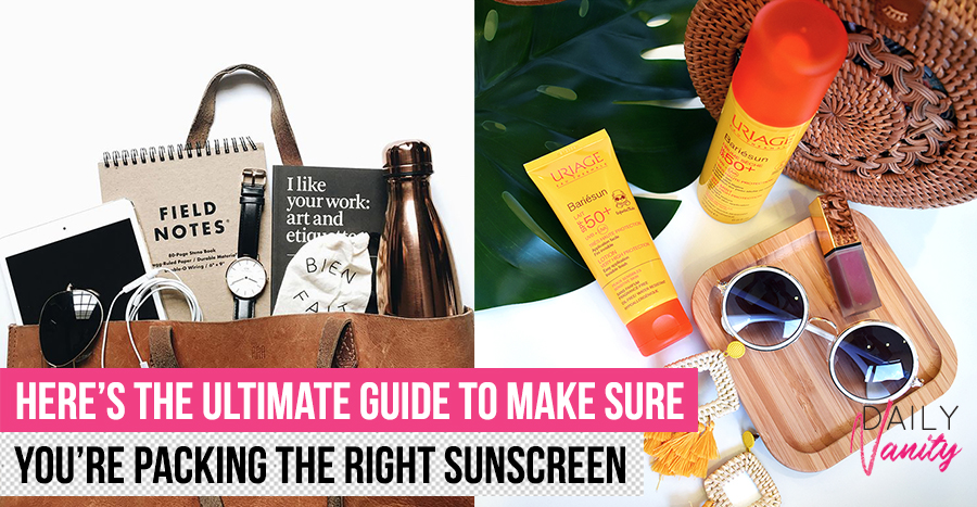 Sunscreen For Outdoor Activities