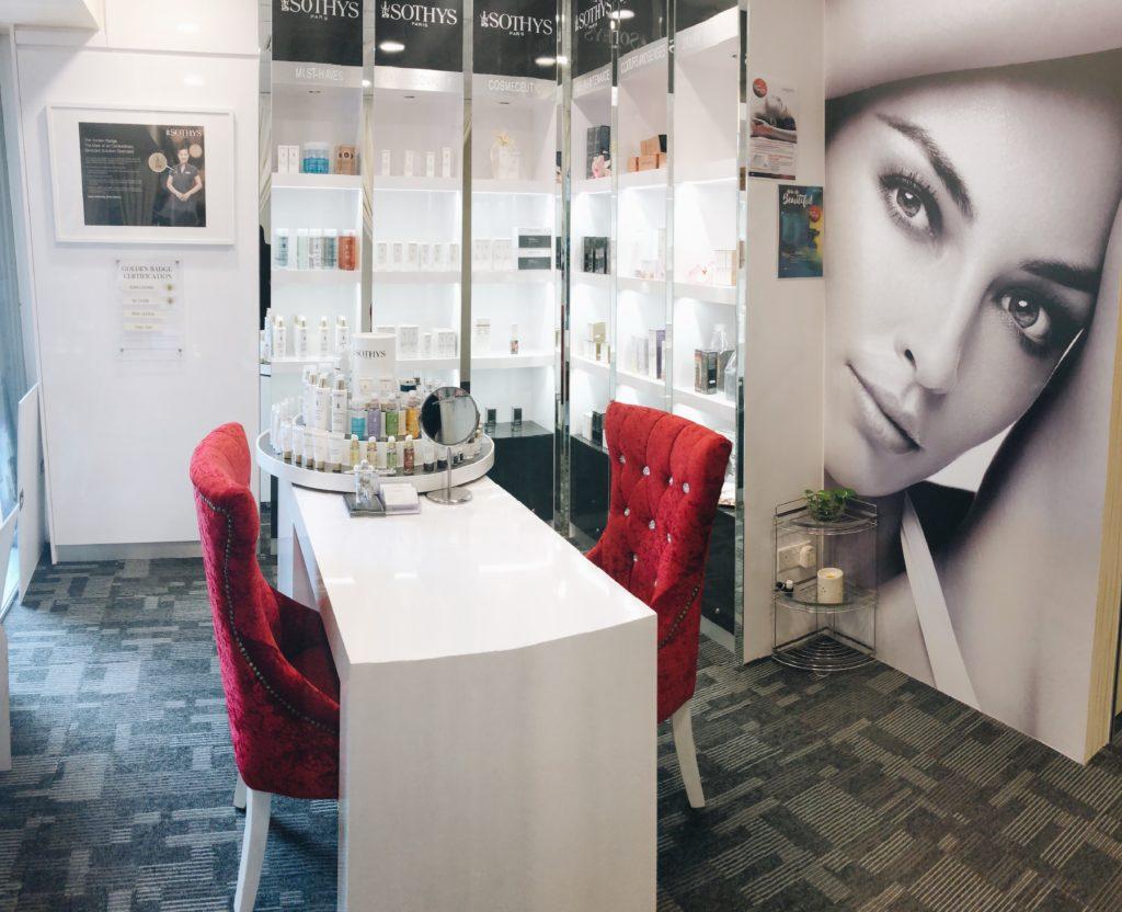 Best Acne Facial Sothys Premium Salon