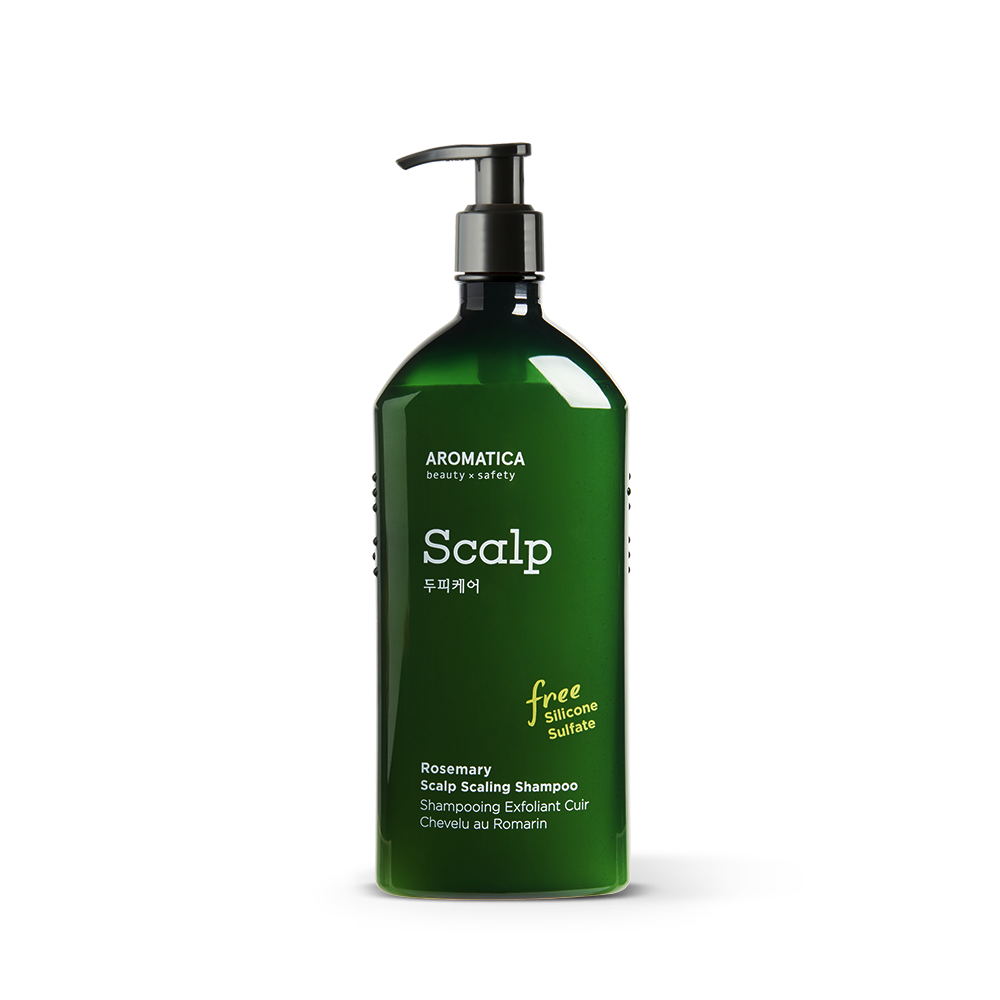 Olive Young Bestsellers Aromatica Rosemary Scalp Scaling Shampoo