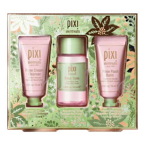 Pixi Beauty Best Of Rose Travel Kit Limited Edition
