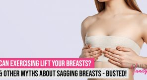 Sagging Breast And Breast Lift Myths Featured