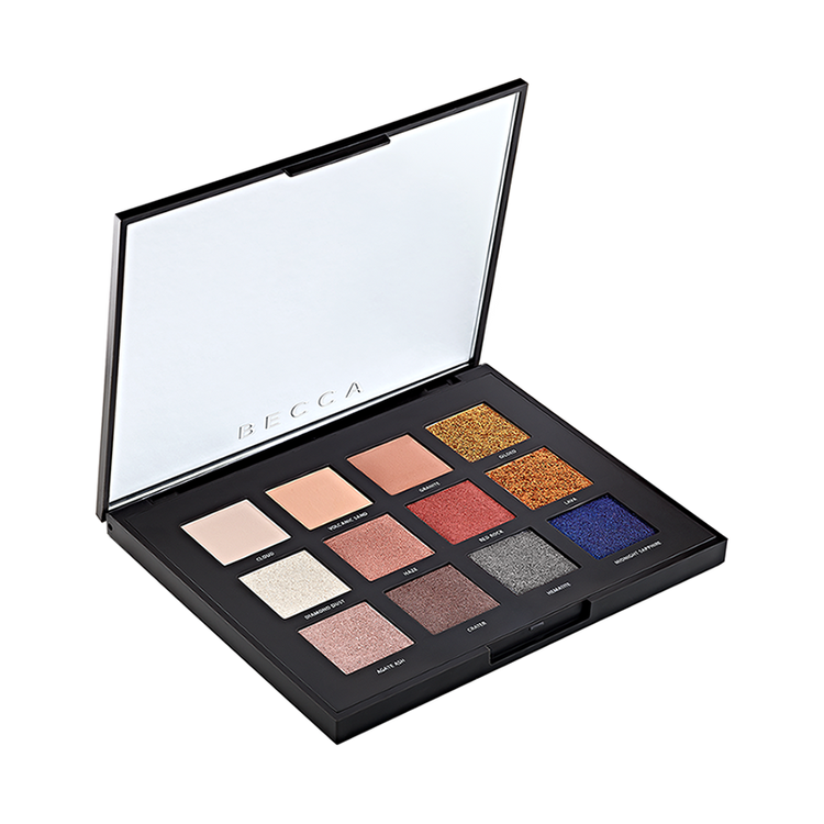 Sephora Atrium Sale Becca Volcano Goddess Eyeshadow Palette Limited Edition