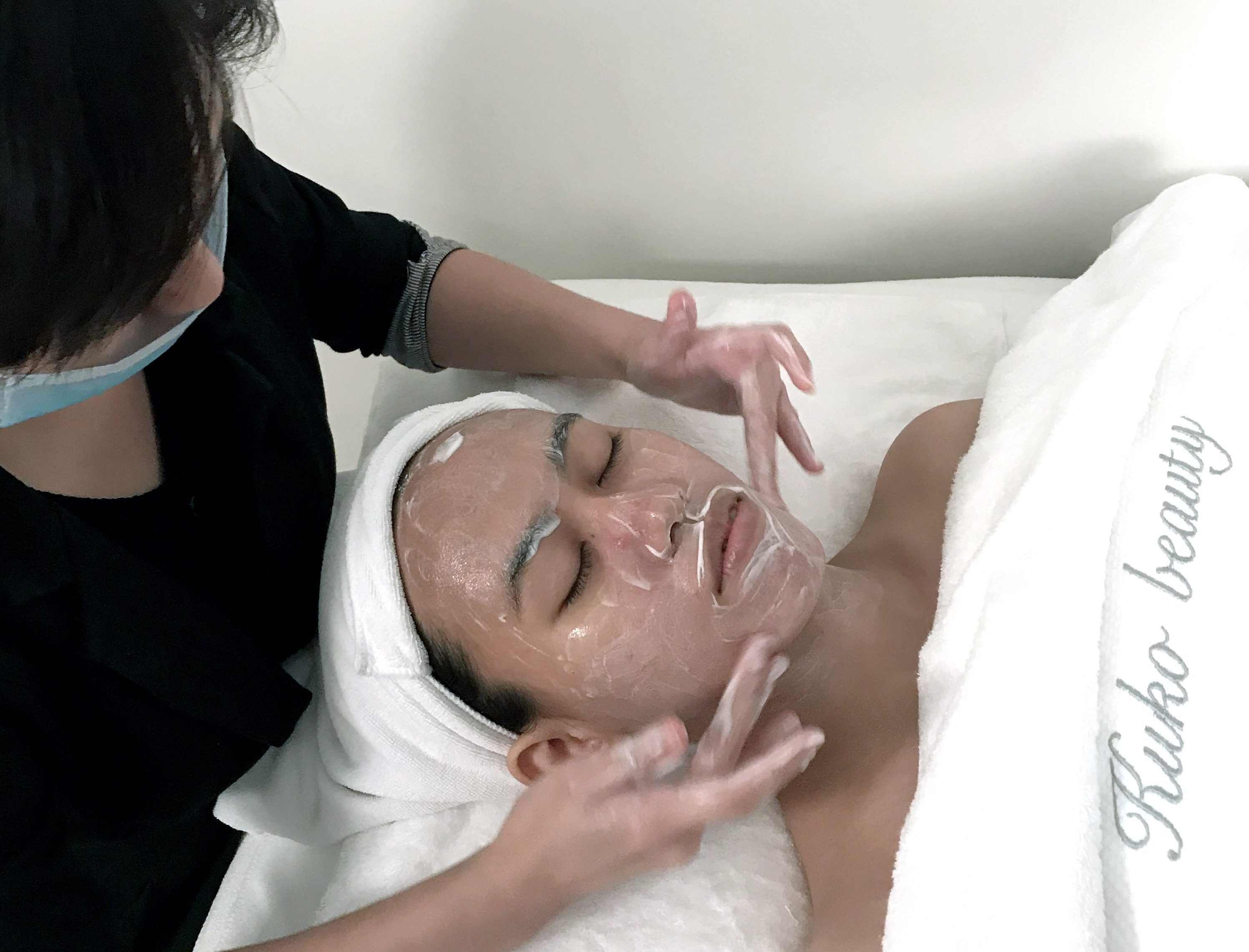 Best Acne Facial Kuko Beauty Cleansing