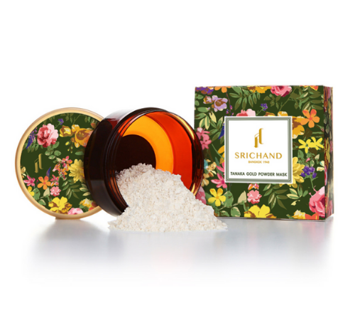 Best Thai Beauty Products To Buy In Bangkok Srichand Tanaka Gold Powder Mask
