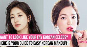 Korean Makeup Tutorial Featured Image