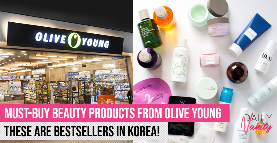21 best-selling Olive Young beauty products to put on your Korea shopping list