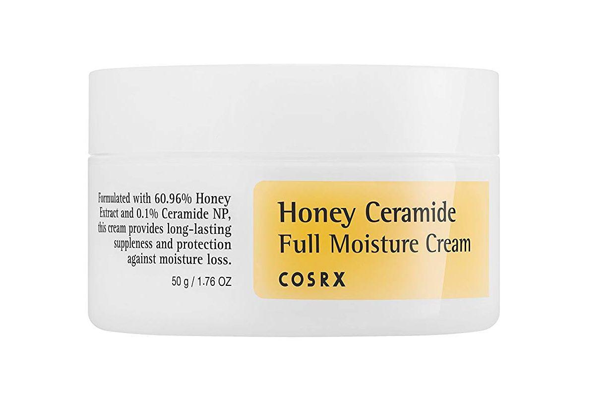 Ceramide Moisturisers Cosrx Honey Ceramide Full Moisture Cream
