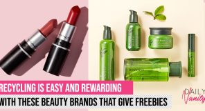 Beauty Brand Recycling Program Featured