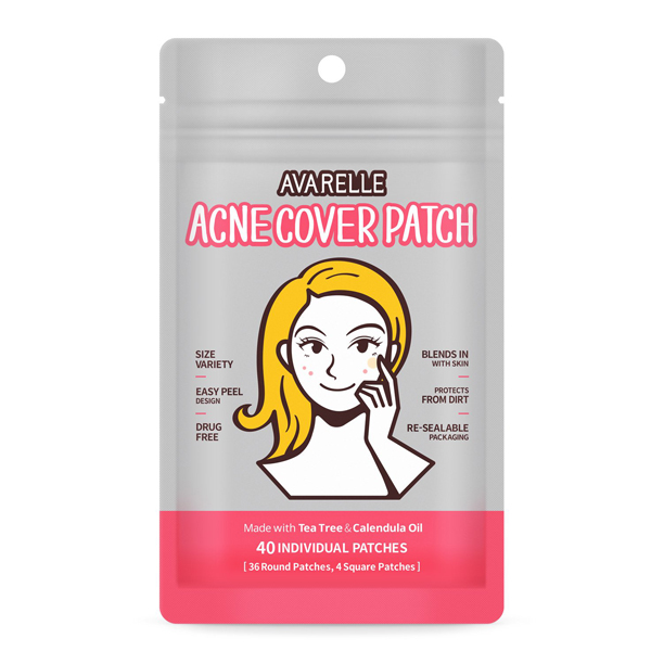 Best Acne Patches Avarelle