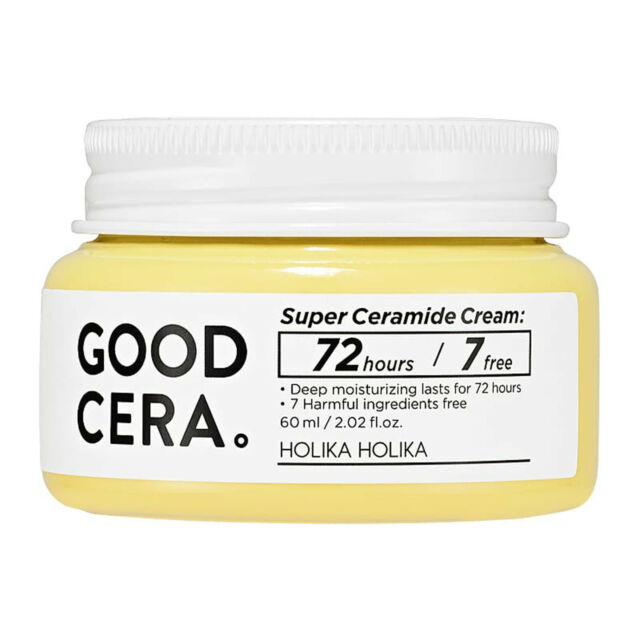 Best Ceramide Moisturisers Holika Holika Good Cera Super Ceramide Cream