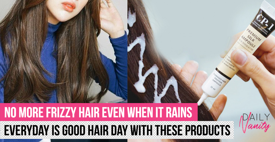 Best Hair Mask And Treatment For Frizzy Hair