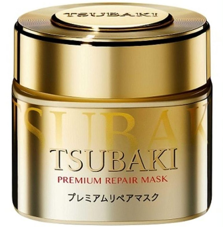 Best Hair Masks And Treatments To Tame Your Frizzy Hair Tsubaki Premium Hair Mask