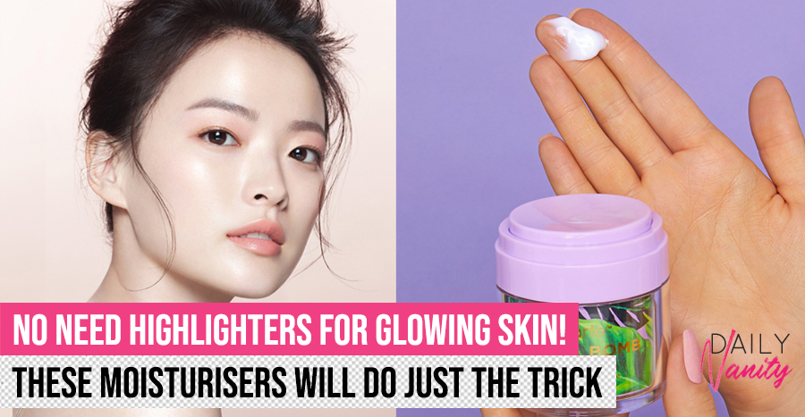 16 moisturisers that give you a glowing finish without the need for highlighters