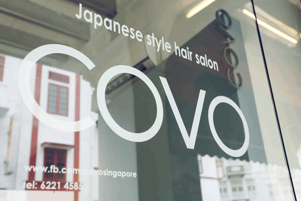 COVO Japanese Hair Salon's Asako