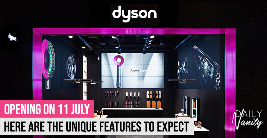 Dyson Demo Store Beauty Lab Funan Featured