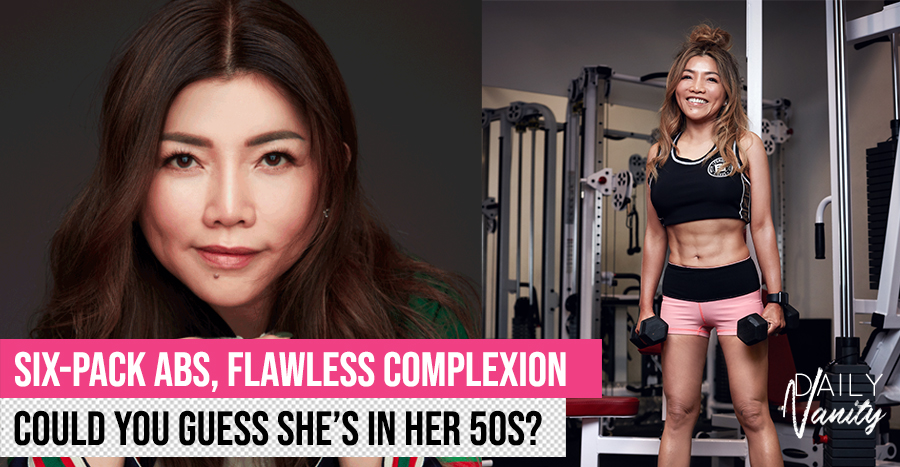 She's in her 50s and looks amazing – how does this power woman look so youthful despite working till 3am regularly