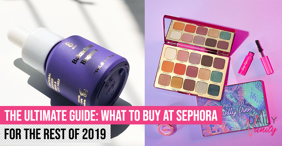 30 products you'll find in Sephora in the upcoming months that you need to add to your shopping list