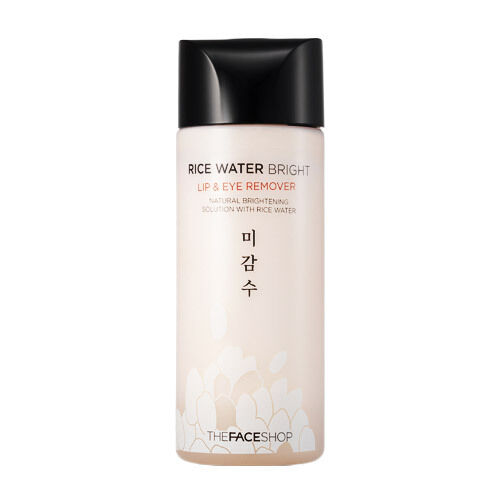 Skincare Products Under Sgd10 Thefaceshop Rice Water Bright Lip Eye Remover