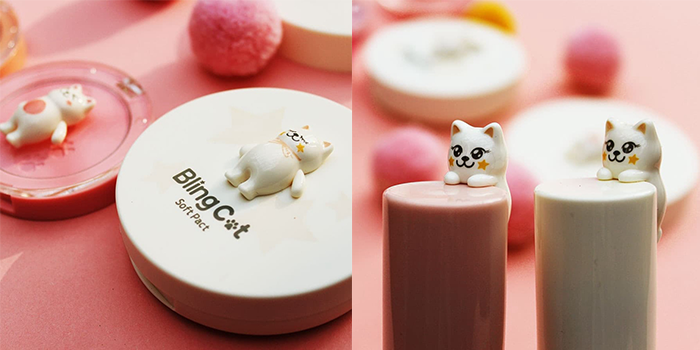 Tony Moly Bling Cat Collection 3