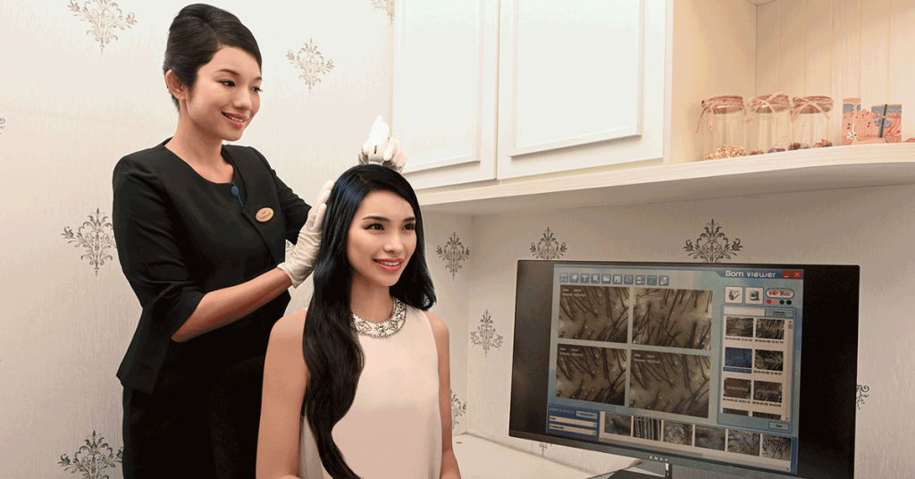 TK Trichokare Advanced Age Defying Hair Treatment