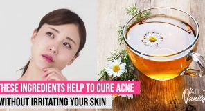 Best Ingredients For Acne Prone Sensitive Skin Featured