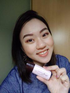 Sofina Primavista Ange Long Keep Base Review Bao Yi