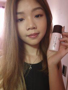Sofina Primavista Ange Long Keep Base Review Qian Ru