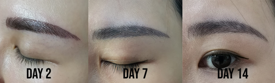 A2imakeup Brow Embroidery Review 11