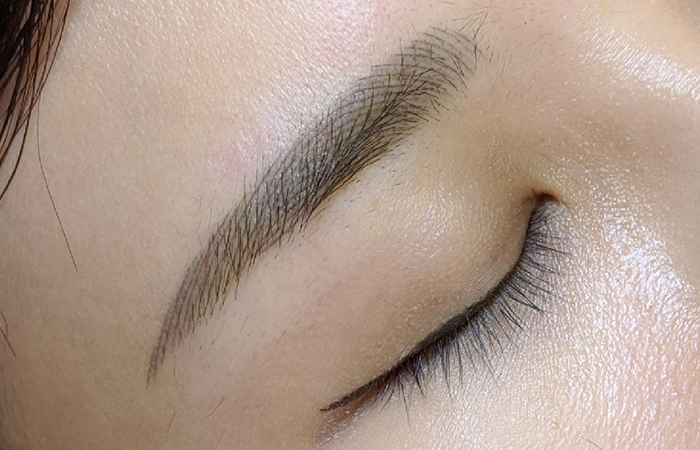 A2imakeup Brow Embroidery Review 13