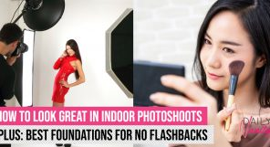 Best Makeup Tips For Indoor Photoshoot Featured