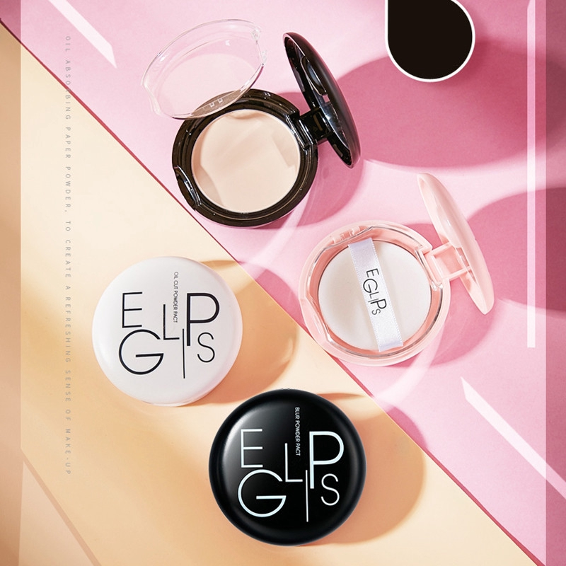 Indie Korean Beauty Brands Eglips Blur Powder Pact