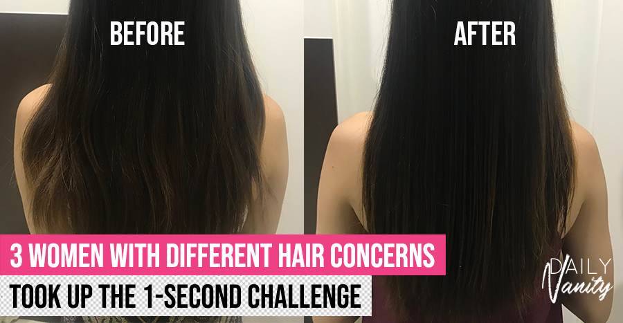 A 1-second hair treatment?! We see how it goes up against our regular conditioners