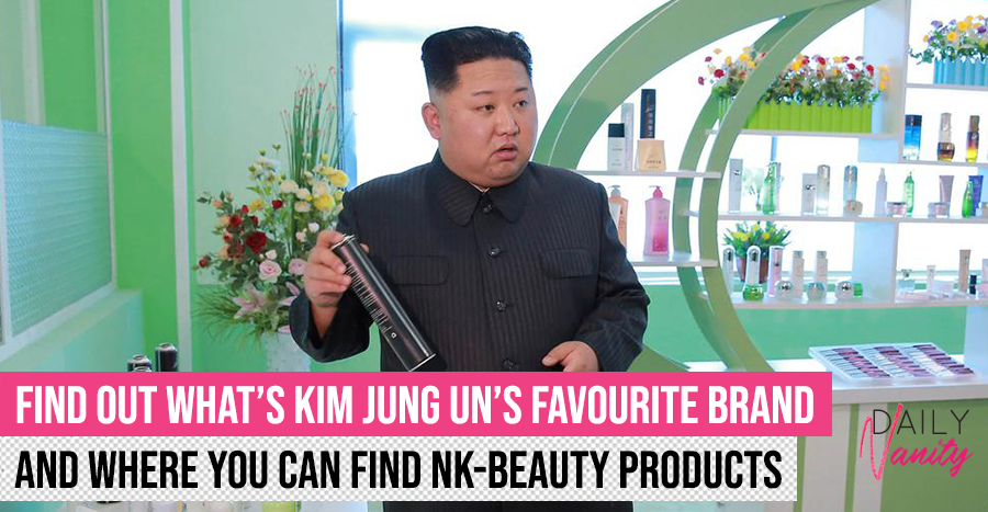 You've used South Korean beauty products – how about North Korean ones?