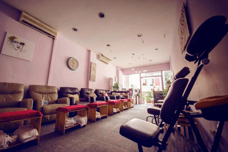 Places To Go For The Best Massages In Singapore Feet Haven Reflexology