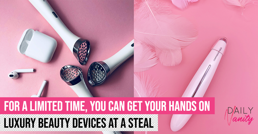 Established UK beauty gadget brand is now in Singapore – we're surprised you can get a quality eye device at just S$28!