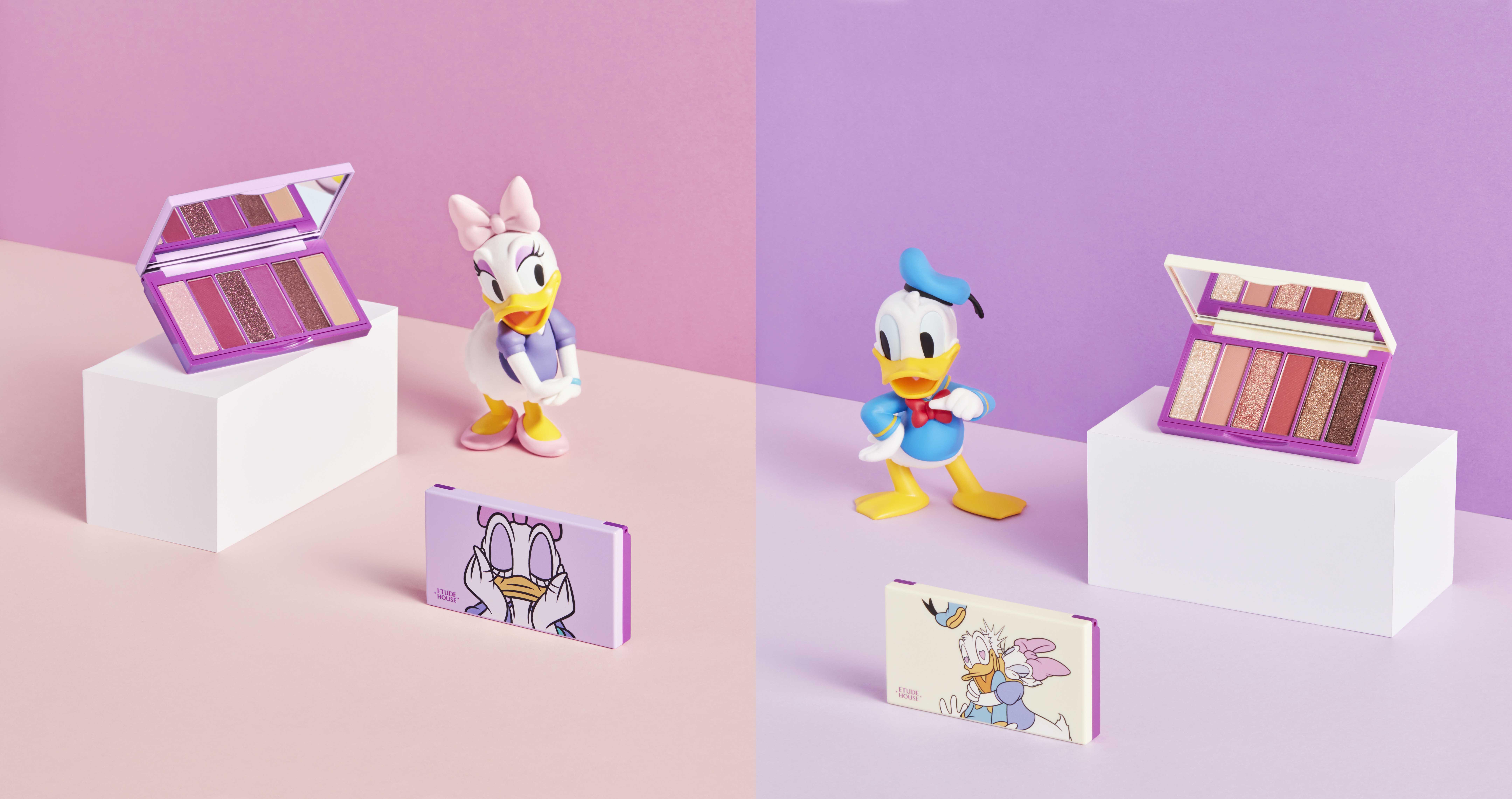 Etude House Daisy Duck Collection Play Color Eyes Mini
