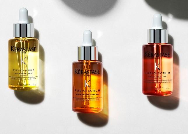 Kerastase Fusio Scrub Essential Oils
