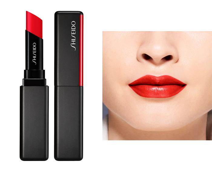 Shiseido Visionairy Gel Lipstick In Volcanic