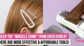 Best Hairstyling Tools And Accessories Daiso Korea Featured