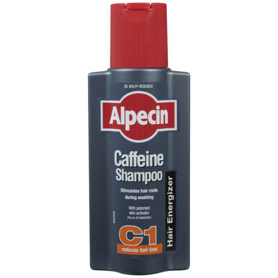 Best Products For Hair Loss Hair Thinning Alpecin Caffeine Shampoo