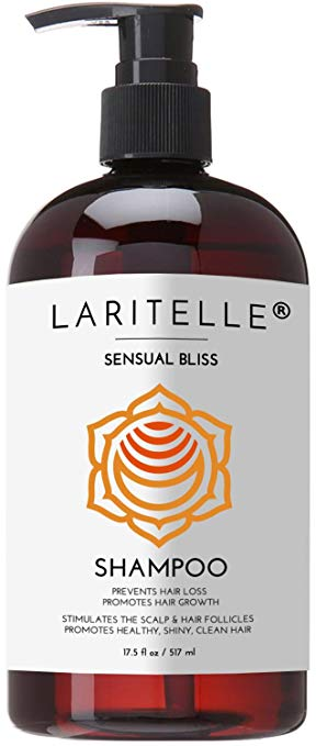 Best Products For Hair Loss Hair Thinning Laritelle Organic Shampoo