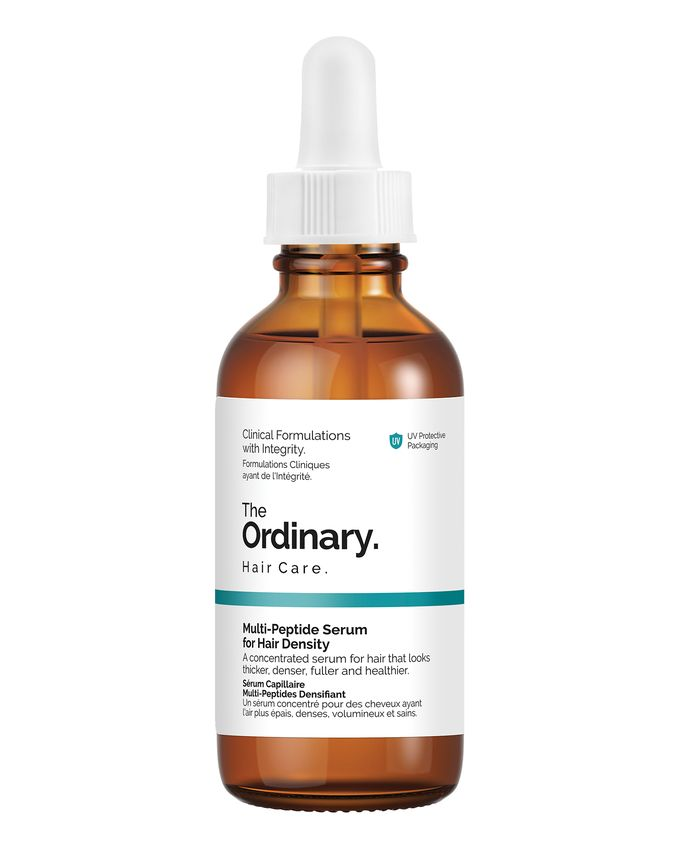 Best Products For Hair Loss Or Hair Thinning The Ordinary Multi Peptide Serum For Hair Density