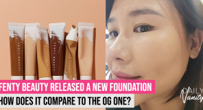 Fenty Beauty Hydrating Foundation Review Featured