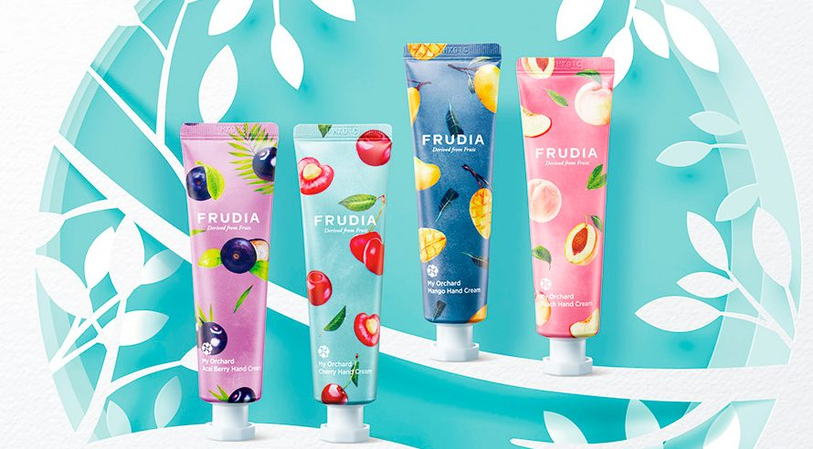 New K Beauty Brands Frudia