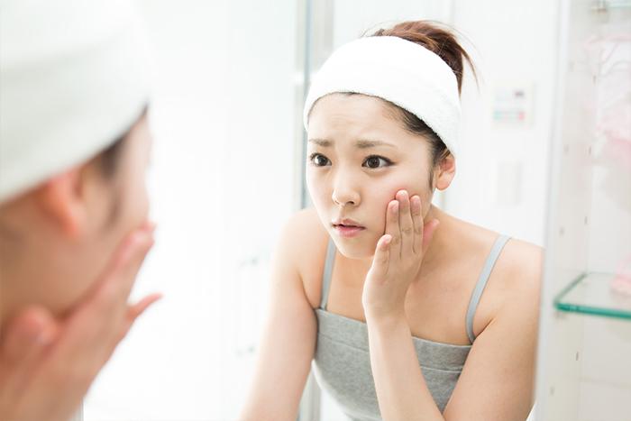 Probiotics Studying Skin