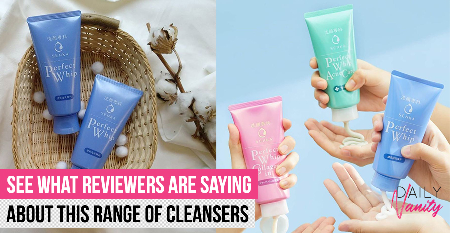 Senka Perfect Whip review: Why women in Singapore are stocking up on the Acne Care Cleanser